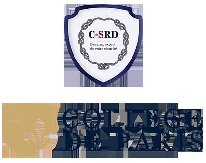 C-SRD et le Collège de Paris