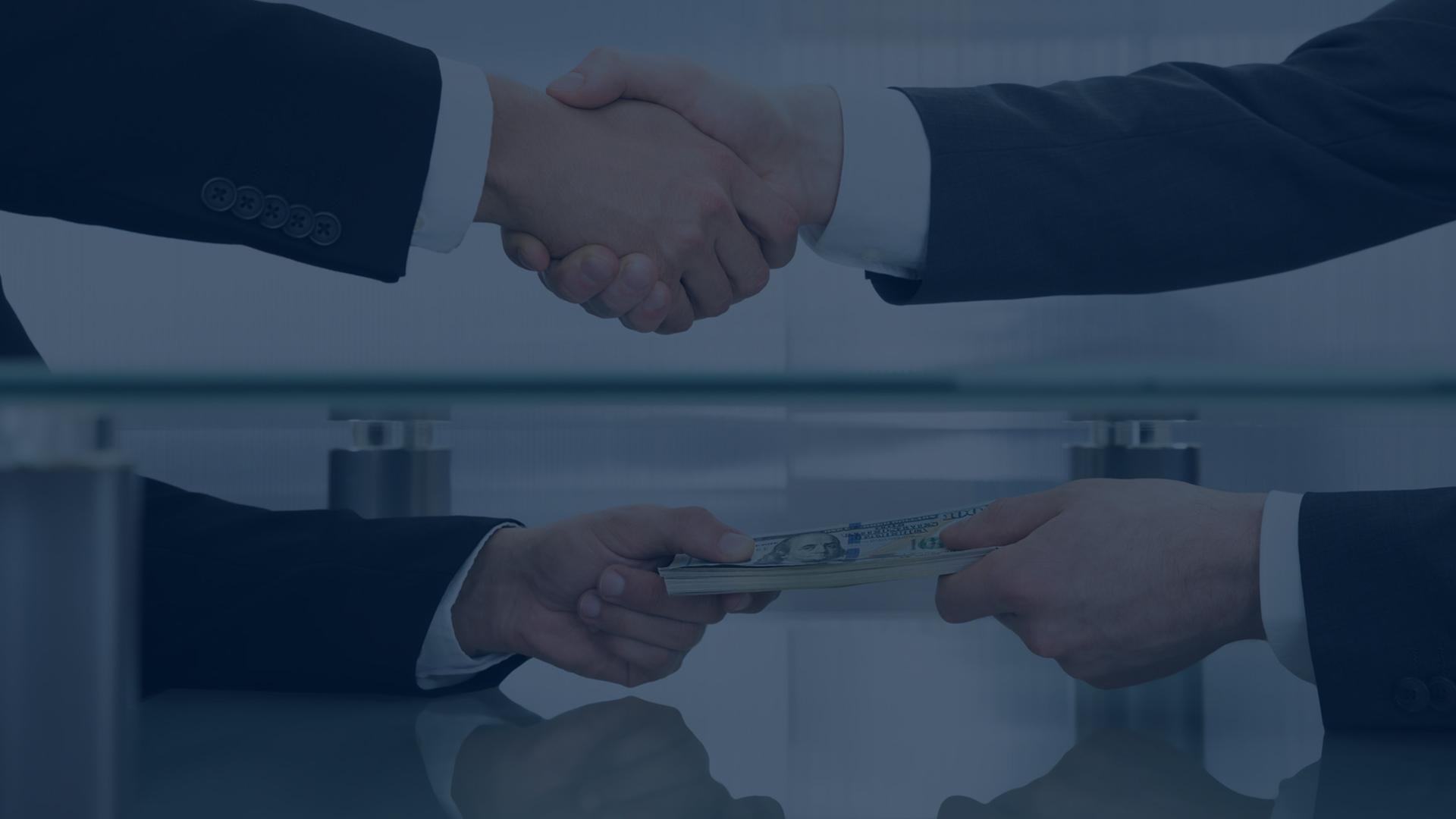 Le dirigeant face au risque de corruption dans l'entreprise