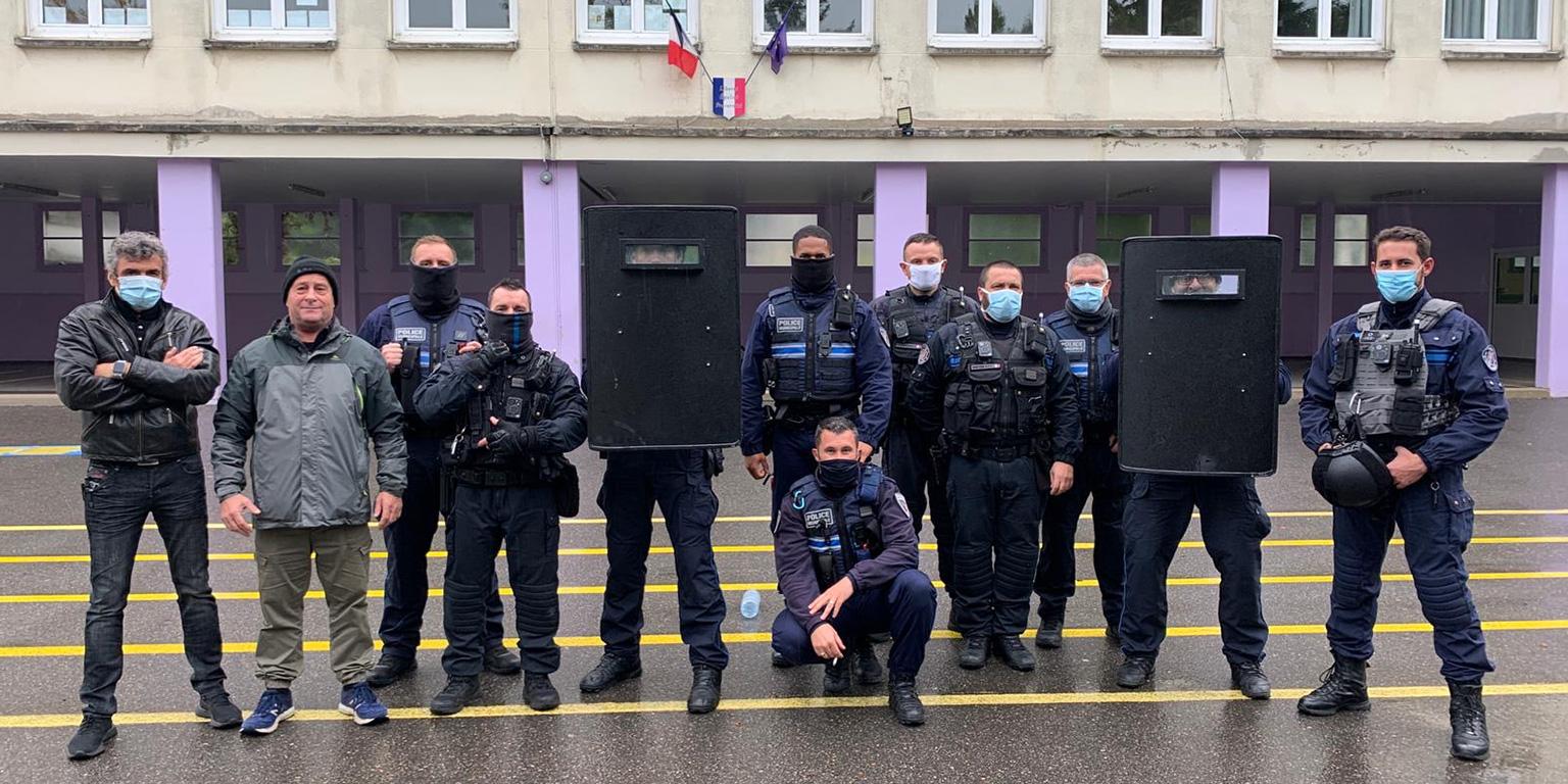 Police municipale : Primo intervenant